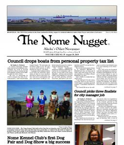 Classifieds | The Nome Nugget