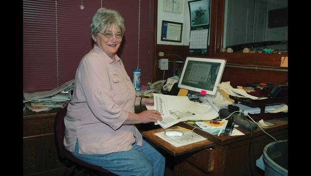 In memoriam of Nancy McGuire