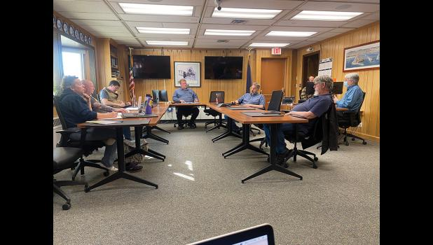 The Nome Common Council voted down installing a new port tariff to accommodate a reques from a port commissioner.