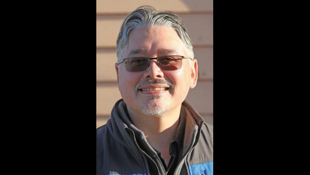 Tom Okleasik is running for Nome Common Council Seat F.
