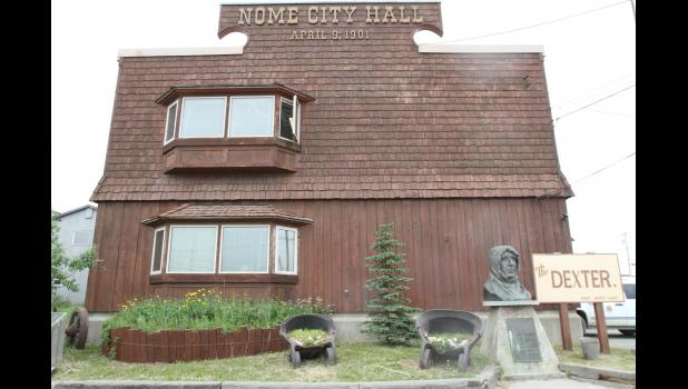 City Hall, Nome.